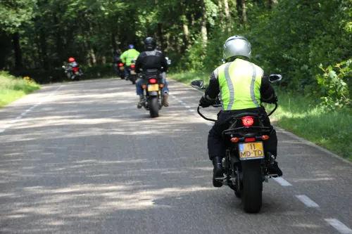 Motorrijbewijspoint Stein motor lesplan