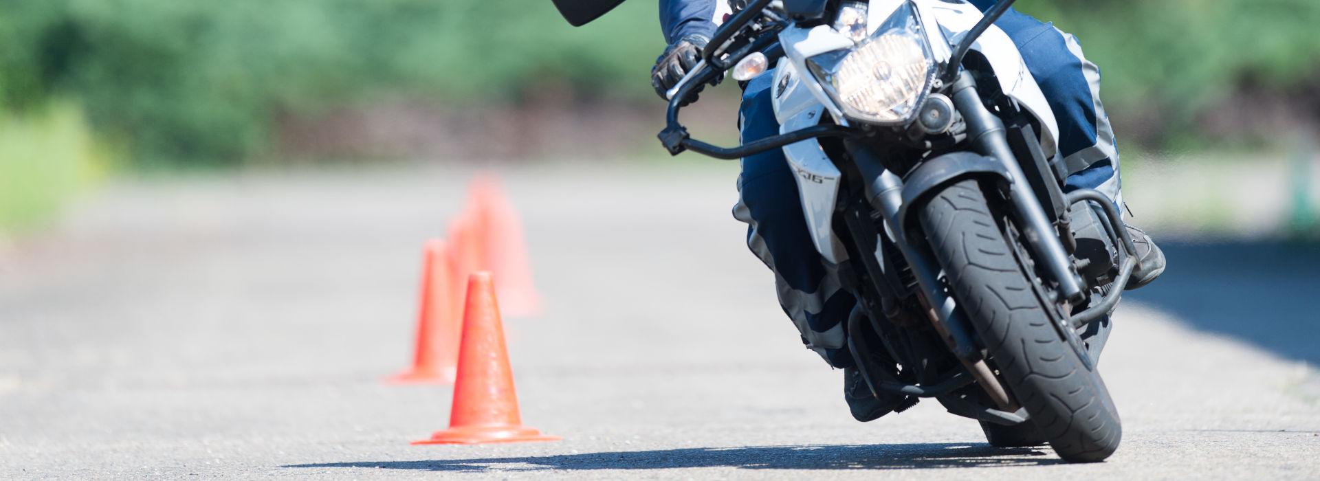 Motorrijbewijspoint Stein motor rijvaardigheid