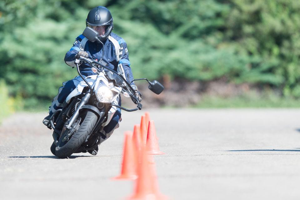 Motorrijbewijspoint Stein motorrijvaardigheid